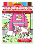 PAINT WITH WATER - FARM ANIMALS R: 14165