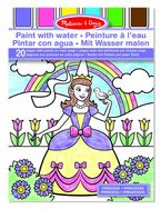 PAINT WITH WATER - PRINCESS R: 14166