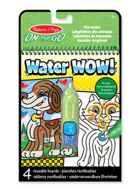 Water Wow! Pet Mazes R: 19484 -