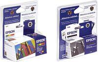 CART. EPSON R800 ROJO R: T054740