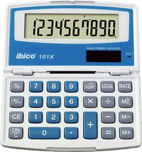 EUROCALC. 101X 10 DIG. R: IB410024