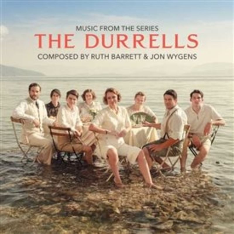 THE DURRELLS, MUSIC FROM THE SERIES (B. S. O. ) * RUTH BARRETT, JON WYG