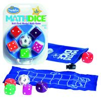 Math Dice Jr. R: Tf1515 -