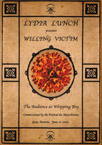 Willing Victim (dvd) - Lydia Lunch