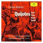 VARIOS: QUIJOTES * CARLOS ALVAREZ / JOSE RAMON ENCINAR