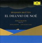 Britten: El Diluvio De Noe (+dvd) * Emilio Aragon / Marisa Martins - Marisa Martins / Emilio Aragon / Jose Antonio Lopez