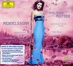 MENDELSSOHN: VIOLIN CONCERTO IN E MENOR OP.64 (CD+DVD) * ANNE-SOPHIE