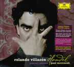 HANDEL: ARIAS DE OPERA (CD+DVD) * ROLANDO VILLAZON / PAUL MCCREESH