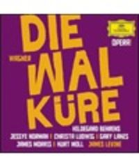 WAGNER: DIE WALKURE (4 CD) * JAMES LEVINE
