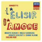 DONIZETTI: L'ELISIR D'AMORE (2 CD) * EVELINO PIDO