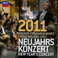 CONCIERTO AÑO NUEVO 2011 VIENA (2 CD)