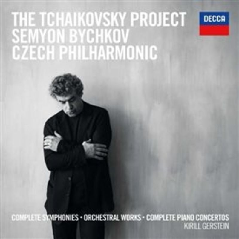 TCHAIKOVSKY: COMPLETE SYMPHONIES AND PIANO CONCERTO (7 CD) * SEMYON B