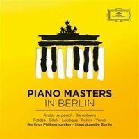 PIANO MASTERS IN BERLIN (8 CD)