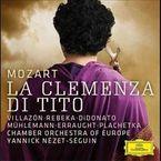 MOZART: LA CLEMENZA DI TITO (2 CD) * YANNICK NEZET-SEGUIN