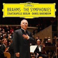 BRAHMS: SINFONIAS COMPLETAS (4 CD) * DANIEL BARENBOIM