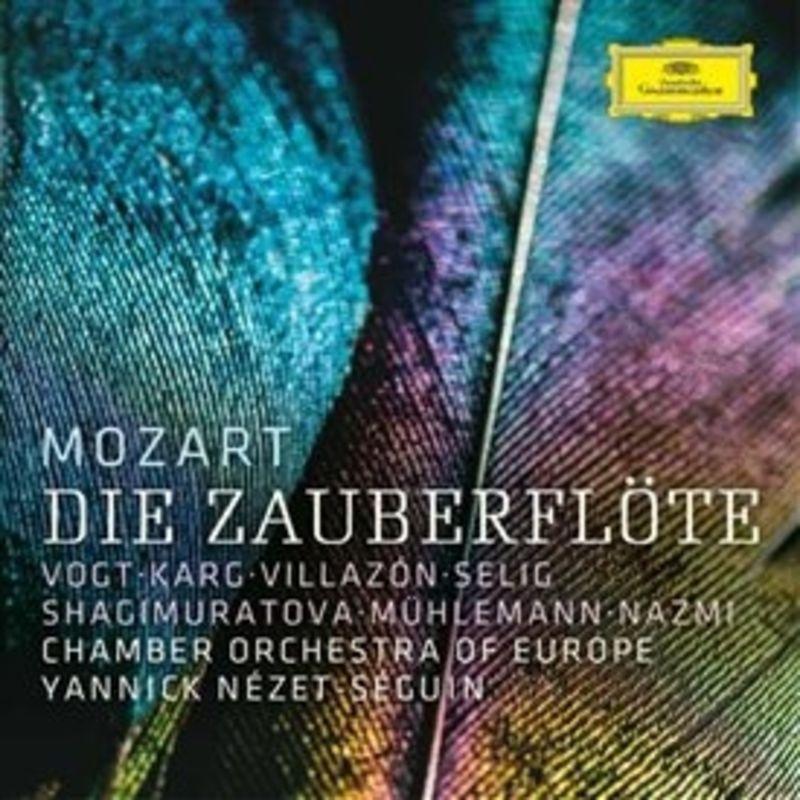 MOZART: DIE ZAUBERFLOTE (2 CD) * VILLAZON, VOGT