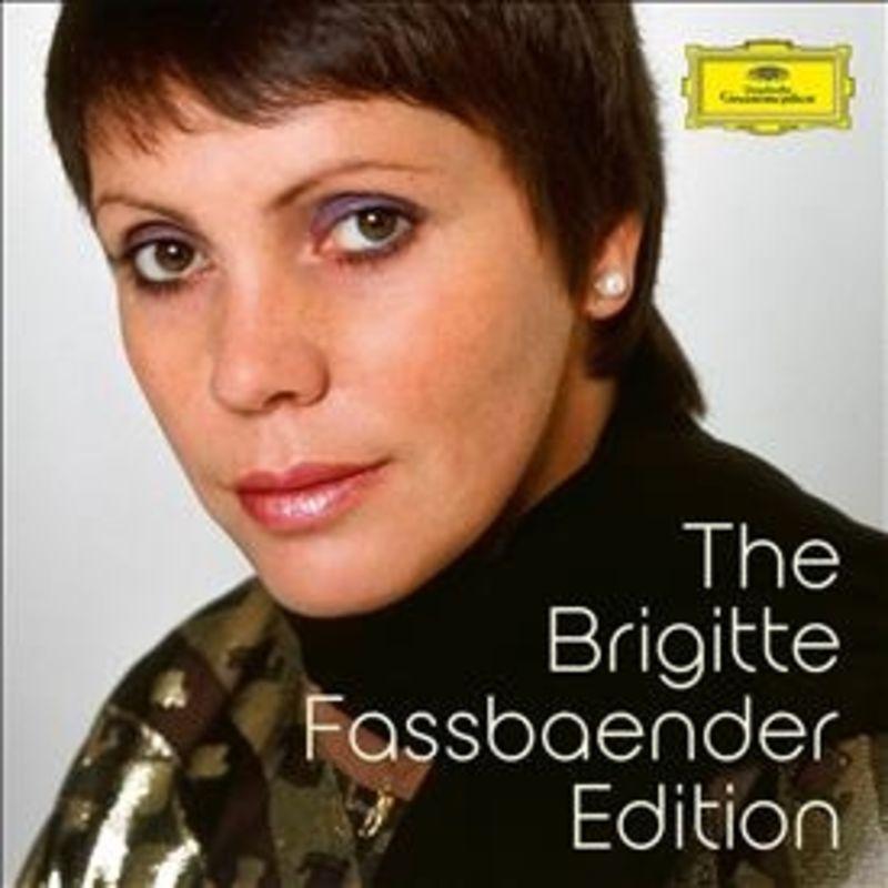 FASSBAENDER EDITION (11 CD)