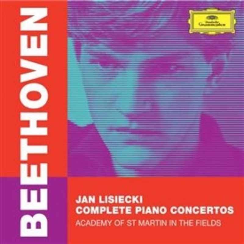 BEETHOVEN: COMPLETE PIANO CONCERTOS (3 CD) * JAN LISIECKI