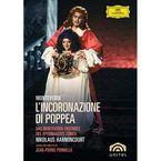 MONTEVERDI: L'INCORONAZIONE DI POPPEA (2 DVD) * RENATE LENHART / HARN