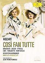 MOZART: COSI FAN TUTTE (DVD) * GRUBEROVA / ZIEGLER / STRATAS / LIMA