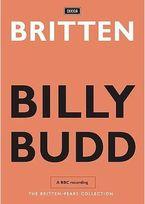 BRITTEN: BILLY BUDD (DVD) * CHARLES MACKERRRAS