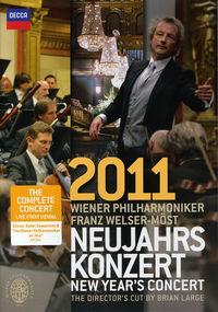Concierto Año Nuevo 2011 Viena (dvd) - Franz Welser-Most