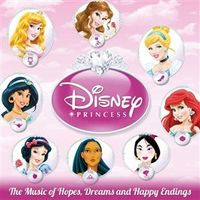 DISNEY PRINCESS, THE ULTIMATE SONG COLLECTION
