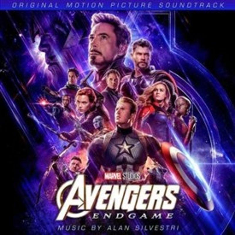 Avengers: Endgame (b. S. O. ) - Varios