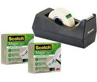 PACK SCOTCH DISPENSADOR C38 + 3 ROLLO 900 R: 9-1933R3C38