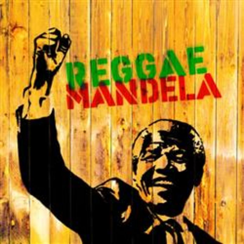 REGGAE FOR MANDELA (2 CD)