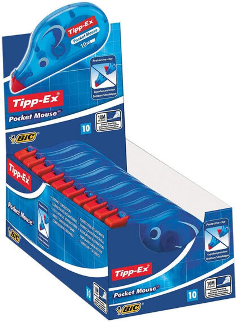 C / 10 CORRECTOR TIPP-EX MOUSE R: 8207892
