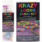 Krazy Looms * Set Gomas Normales R: 10397 -