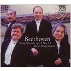 BEETHOVEN: STRING QUARTETS OP.18 (2 CD) * TOKYO STRING QUARTET