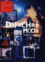 Touring The Angel, Live In Milan (2 Dvd+cd) - Depeche Mode
