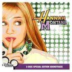 HANNAH MONTANA B. S. O. (SERIE TV) (+DVD)