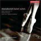 SHOSTAKOVICH: BALLET SUITES Nº1-5 (2 CD)