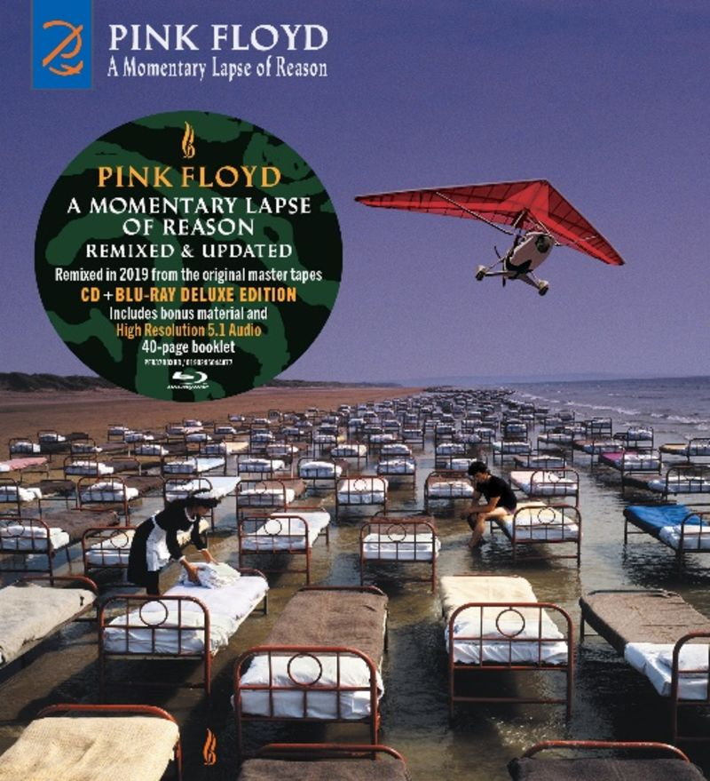 A MOMENTARY LAPSE OF REASON (+DVD)