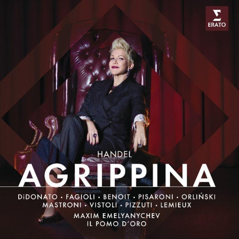 HANDEL: AFRIPPINA (3 CD) * EMELYANYCHEV