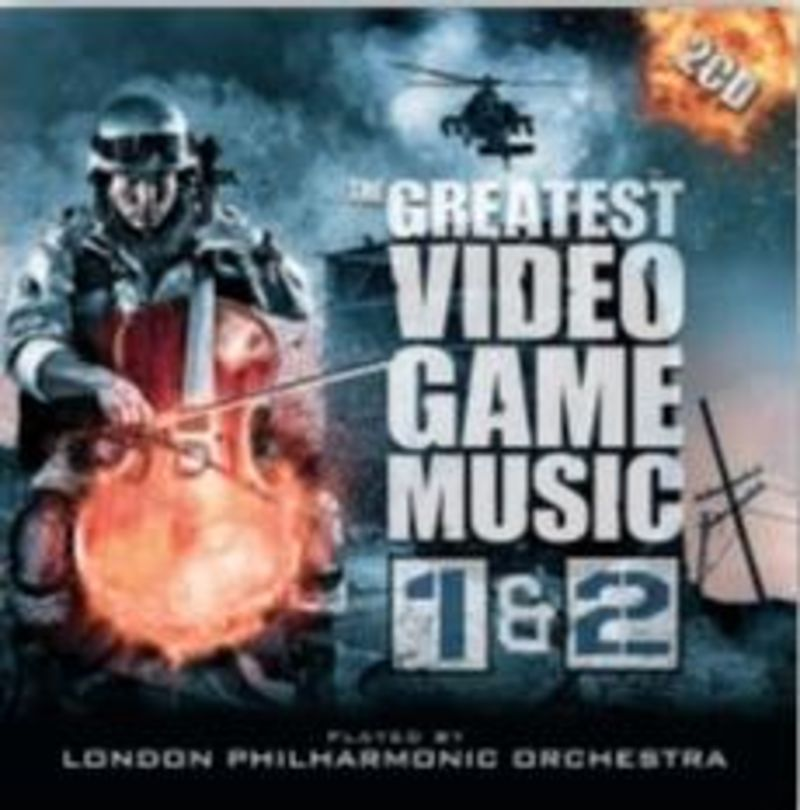 THE GREATEST VIDEO GAME MUSIC 1 & 2 (2 CD) * LONDON PHILHARMONIC ORCH