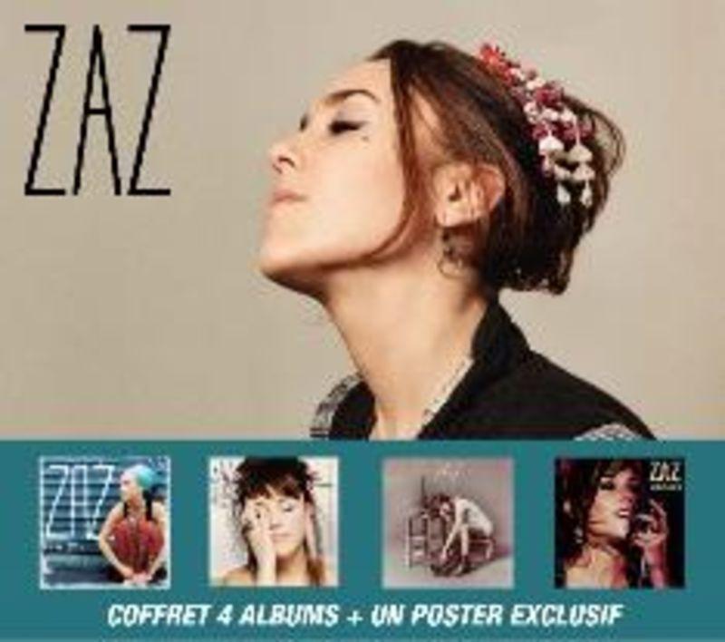 Coffret (5 Cd+dvd) - Zaz