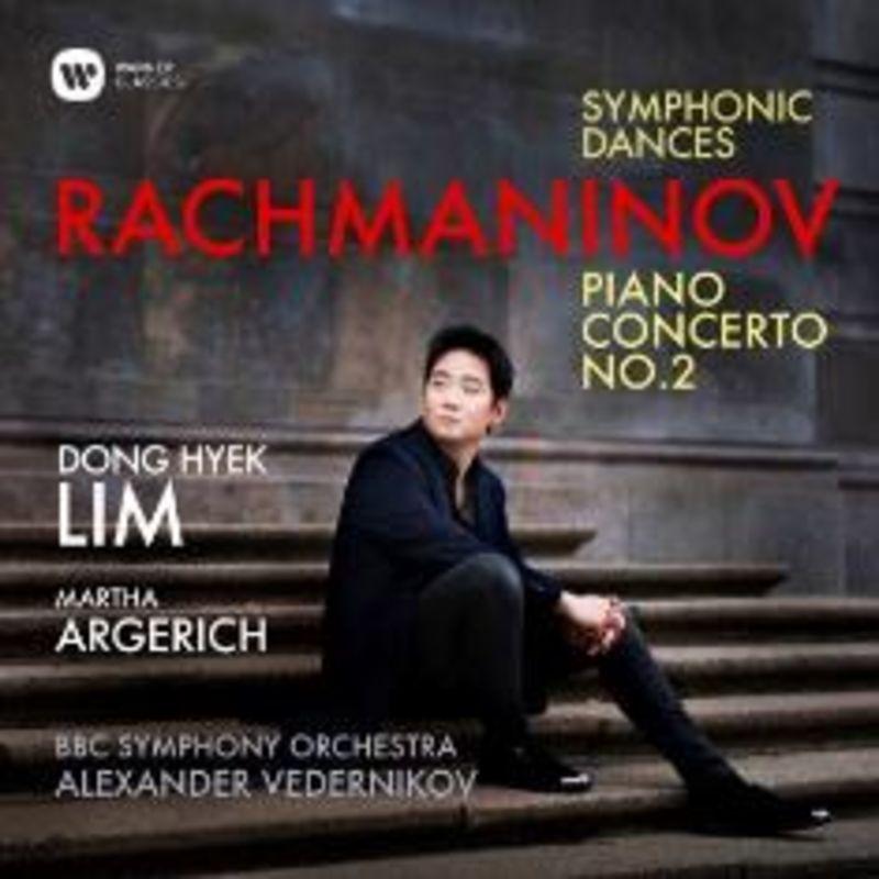 RACHMANINOV: PIANO CONCERTO Nº2, SYMPHONIC DANCES * LIM, ARGERICH