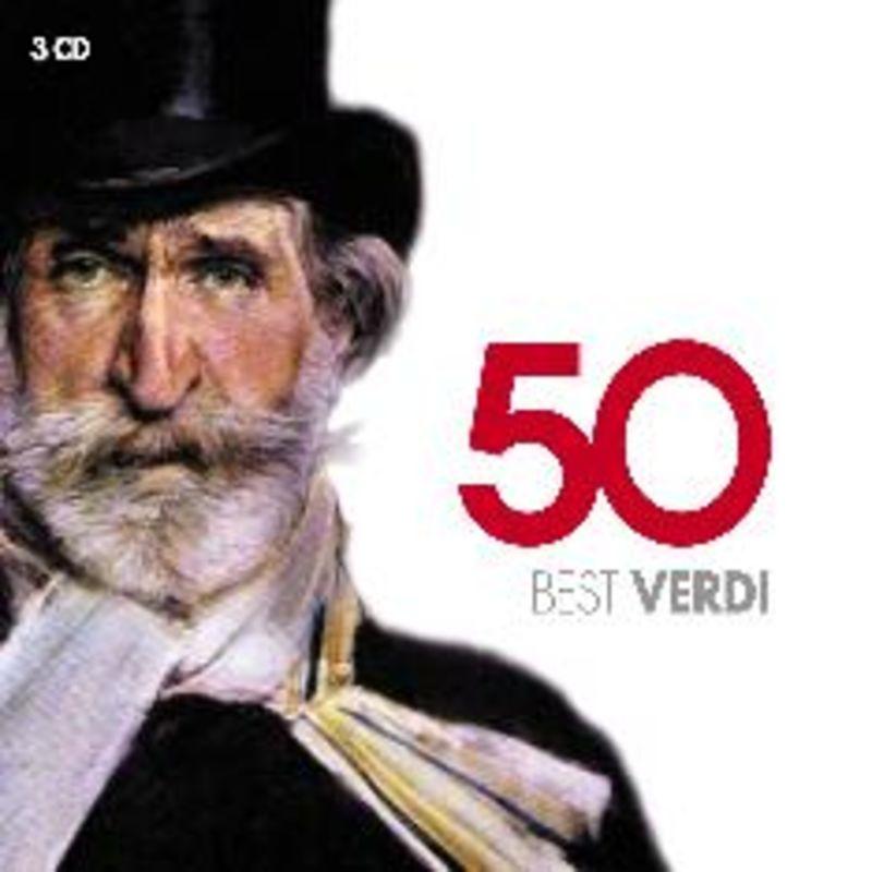 50 BEST VERDI (3 CD)