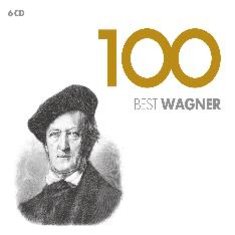100 BEST WAGNER (6 CD)