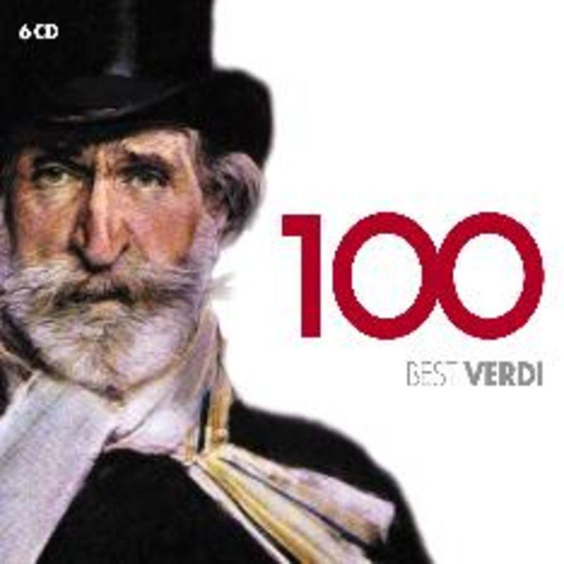 100 BEST VERDI (6 CD)