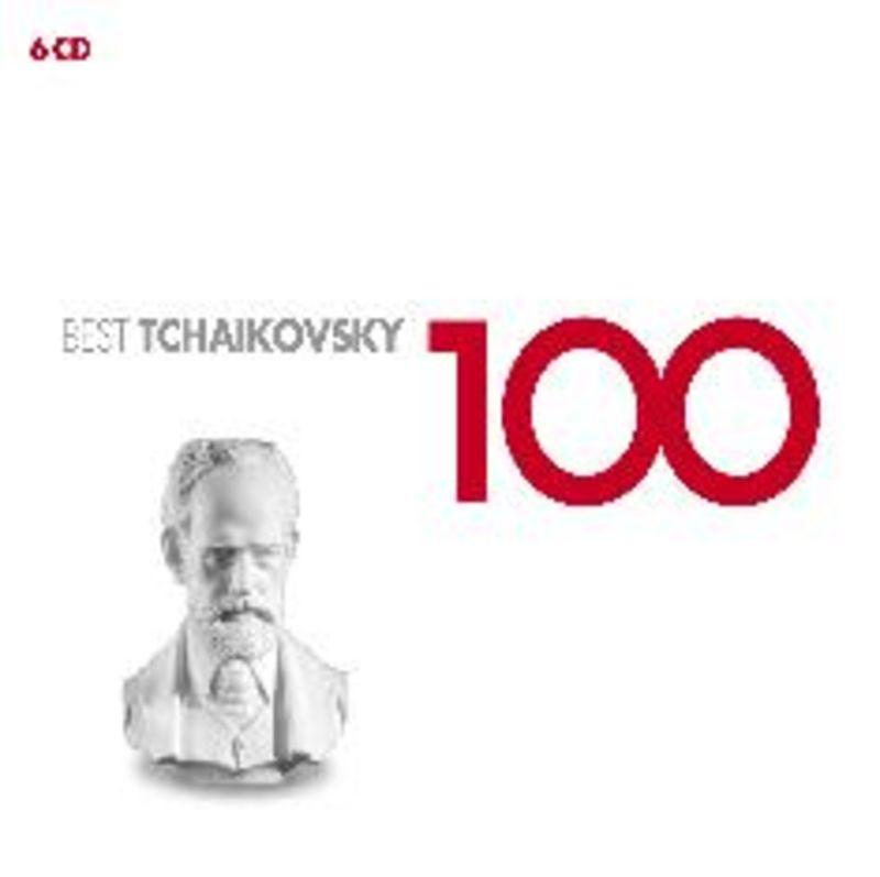100 BEST TCHAIKOVSKY (6 CD)