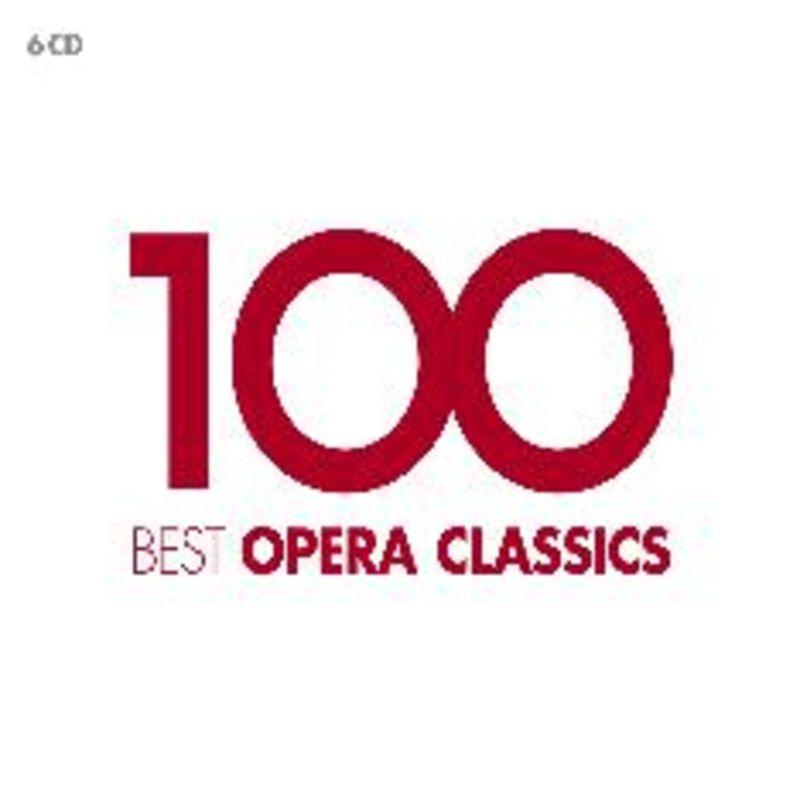 100 BEST OPERA CLASSICS (6 CD)