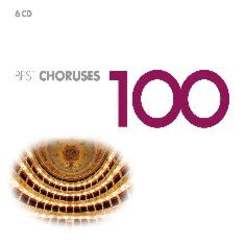 100 BEST CHORUSES (6 CD)