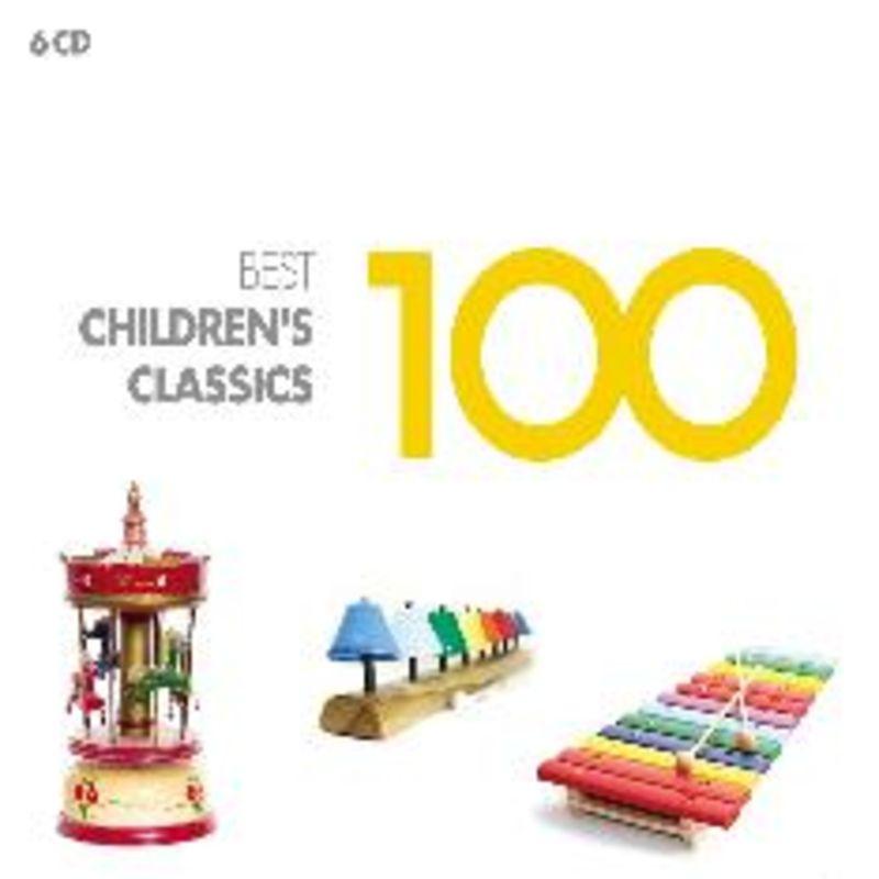 100 Best Children's Classics (6 Cd) - Varios