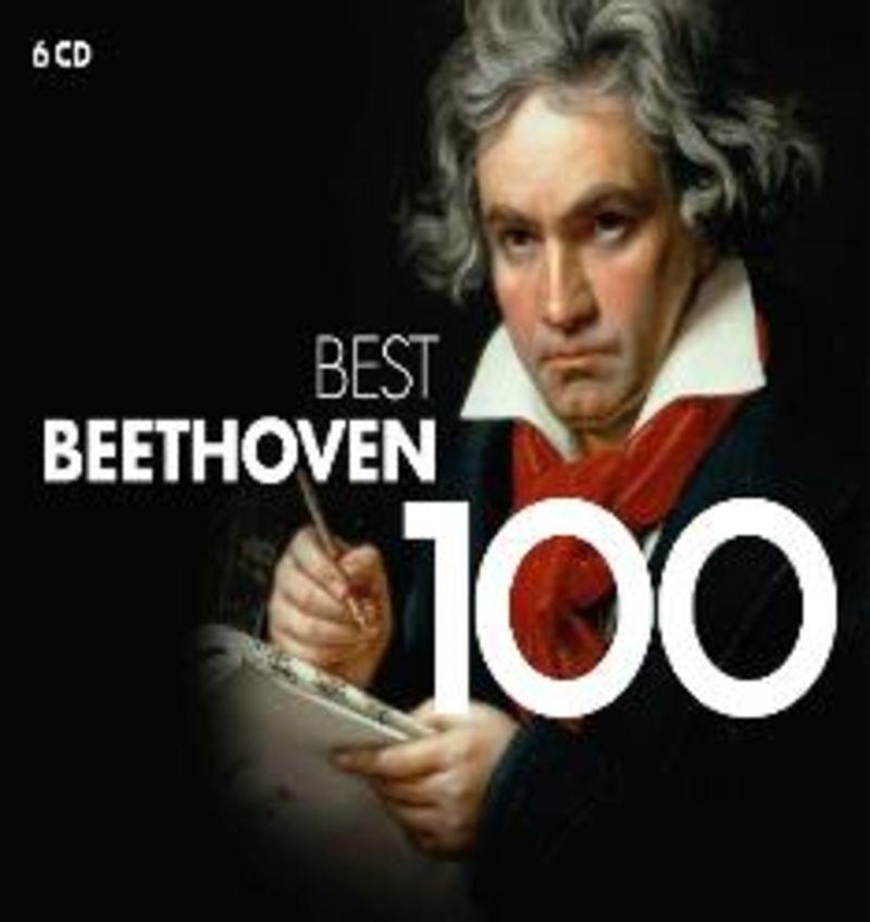 100 BEST BEETHOVEN (6 CD)