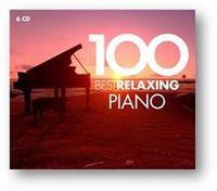 100 Best Relaxing Piano (6 Cd) - Varios